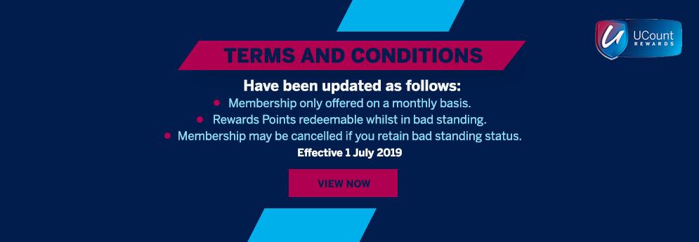 Standard Bank UCount – Rewards Program
